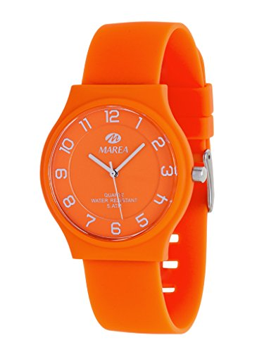RELOJ MAREA Unisex b35519 7 Zifferblatt 40 mm Orange