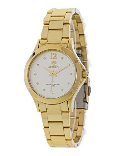 Uhr Flut Frau b54086 1 Gold