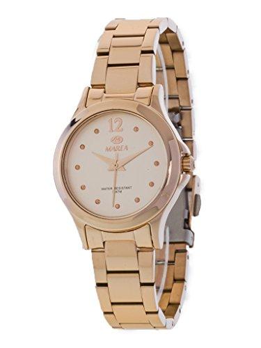 Uhr Flut Frau b54086 3 Rosado
