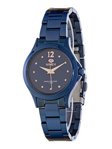 Uhr Flut Frau b54086 5 blau