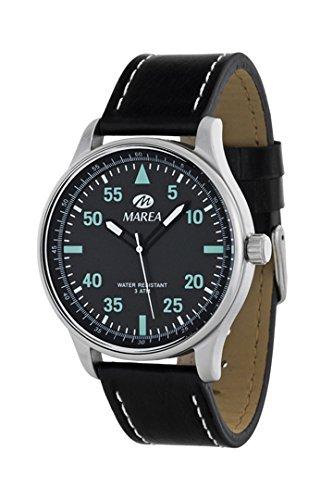 Uhr Flut Mann b54073 2