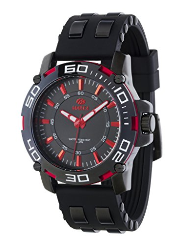 Uhr Flut Ritter b54090 1 schwarz
