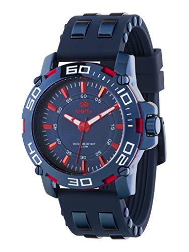 Uhr Flut Ritter b54090 2 blau