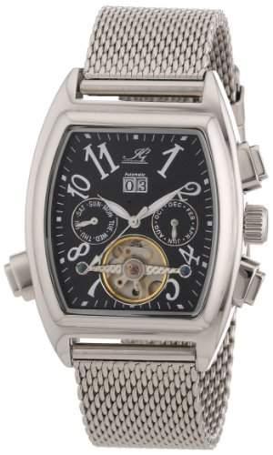 Ingraham Herren-Armbanduhr XL Salamanca Analog Automatik Edelstahl IG SALA1221107