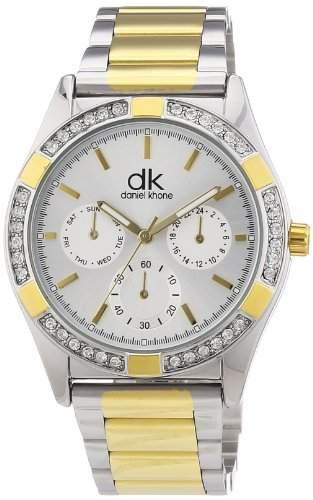 dk daniel khone Damen-Armbanduhr Woman Analog Quarz DKLA-90666-41M