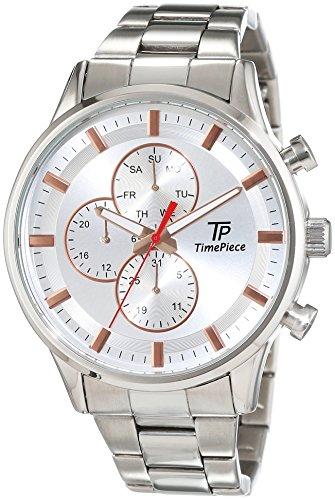 Time Piece Analog Quarz Edelstahl TPGA 90971 41M