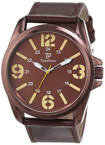 Time Piece Young Fashion Analog Quarz Leder TPGA 90948 82L