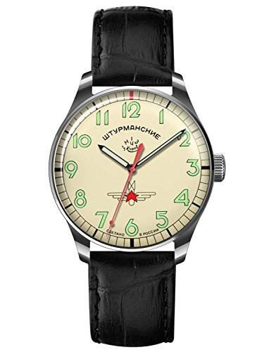 Sturmanskie Retro Gagarin Mechanische-Herrenuhr 2609-3705126