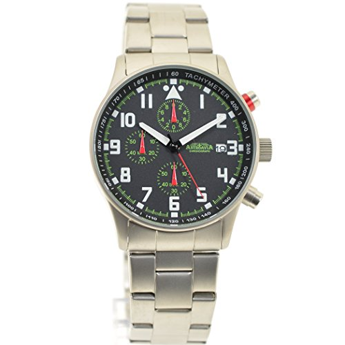 Astroavia 6 Zeiger Profi Chronograph Air Craft No 16E