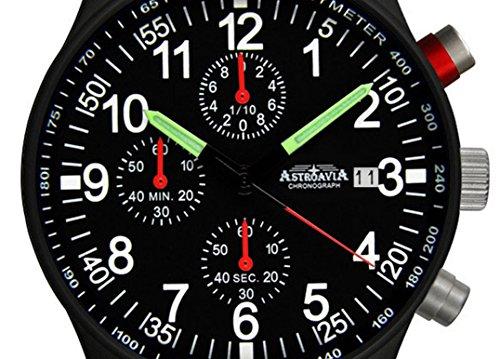 Astroavia N97B 0 Chronograph ohne Armband 40 mm