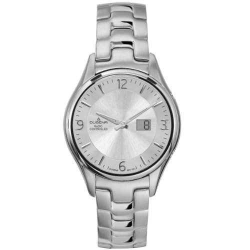 Damen-Armbanduhr XS Dugena Basic Analog Quarz Edelstahl beschichtet 4409183