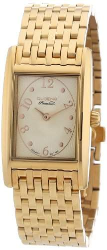 Dugena Damen-Armbanduhr XS Premium Analog Quarz Edelstahl 7000076