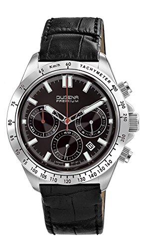 Dugena IMOLA XL CHRONO Chronograph Quarz Leder 7000172
