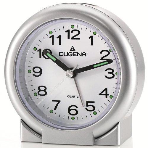 Dugena Unisex Wecker Basic Analog 4460454