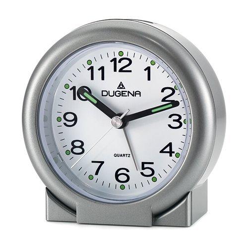 Dugena Unisex Wecker Basic Analog 4460455