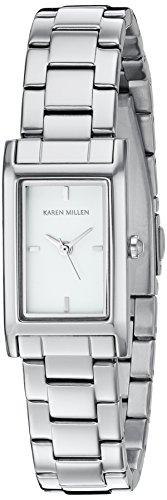 Karen Millen Damen Armbanduhr Analog Quarz KM114SM