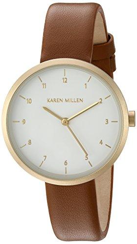 Karen Millen Damen Armbanduhr Analog Quarz KM135TG