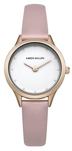 Karen Millen Analog Quarz PU SKM001P