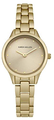 Karen Millen Analog Quarz SKM002RGM