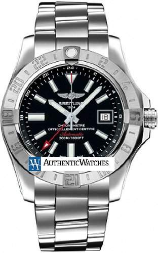 Breitling Avenger GMT II A3239011|BC35|170A