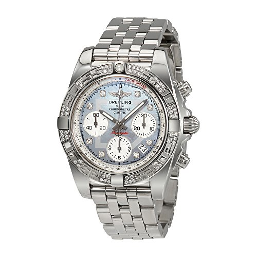 Breitling AB0140AA G712 378 A Armbanduhr Armband in Stahl