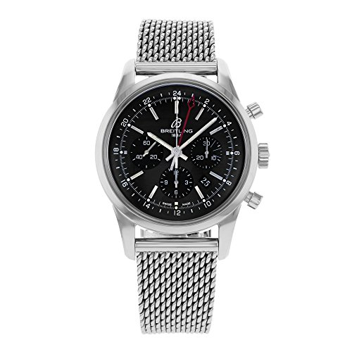 Breitling AB045112 bc67 154 a Armbanduhr Armband in Stahl