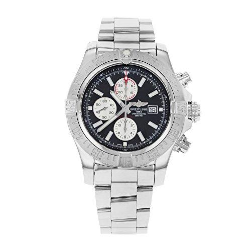 Breitling Super Avenger Chronograph II A1337111 BC29 168A
