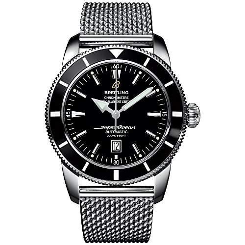Breitling Herren-Armbanduhr Superocean Analog Automatik Edelstahl A1732024B868152A