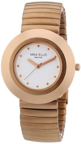 Mike Ellis New York Damen-Armbanduhr XS Analog Quarz L2234ARM2