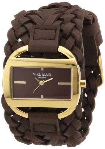 Mike Ellis New York Damen-Armbanduhr Analog Quarz L2757AGU7