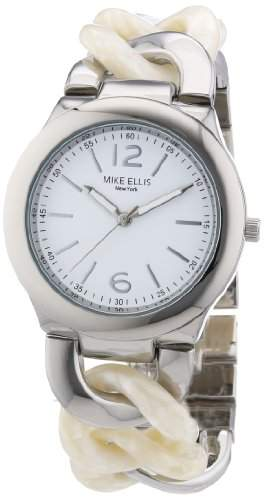 Mike Ellis Damen-Armbanduhr Analog Quarz Alloy L3079ASM