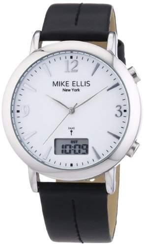 Mike Ellis New York Herren-Armbanduhr XS Analog - Digital Quarz M2942ASU1