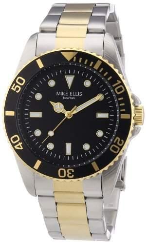 Mike Ellis New York Herren-Armbanduhr XS Analog Quarz M2969ASM4