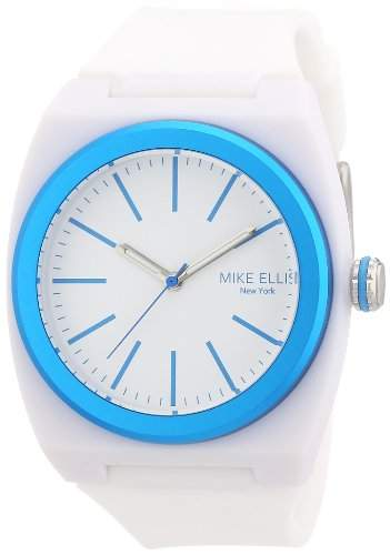 Mike Ellis New York Unisex-Armbanduhr Analog Quarz S2544CS8