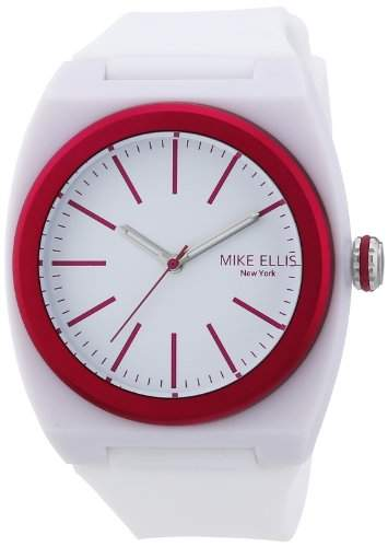 Mike Ellis New York Unisex-Armbanduhr Analog Quarz S5244CS6