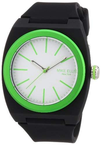 Mike Ellis New York Unisex-Armbanduhr Analog Quarz S5244CS9
