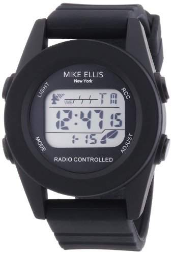 Mike Ellis New York Herren-Armbanduhr Funk S5273CS1