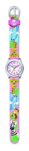 Jacques Farel Maedchen-Armbanduhr HCC3138