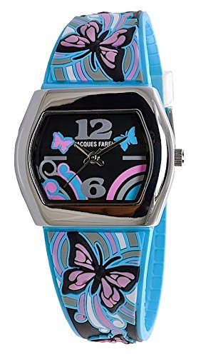 Jacques Farel Teens Uhr Modell CKD 5556 Schmetterling