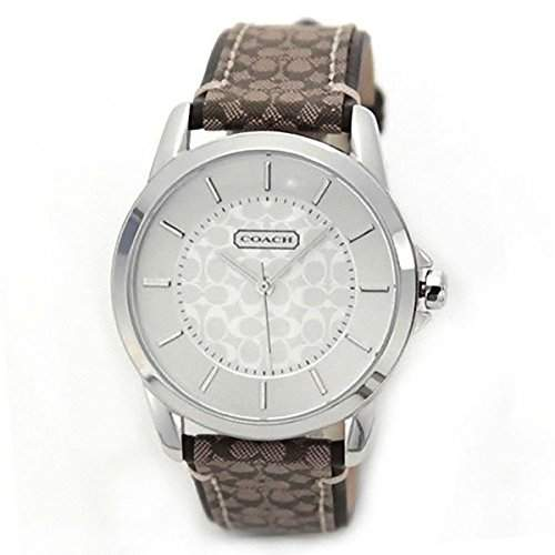 Coach Damen CLASI Analog Dress Quartz Reloj 14601506