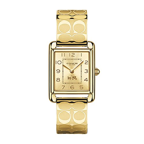 Coach Damen Page Analog Dress Quartz Reloj 14502160