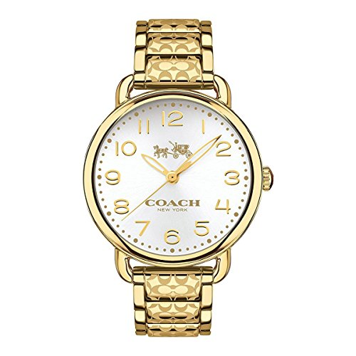 Coach Damen Delancey Analog Dress Quartz Reloj 14502496