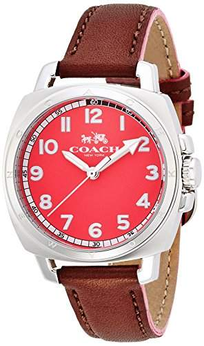 Coach Damen CABSM Analog Casual Quartz Reloj 14502156