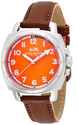Coach Damen CABSM Analog Casual Quartz Reloj 14502157