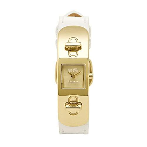 Coach Damen Quarz: Batterie JAPAN Reloj 14502224