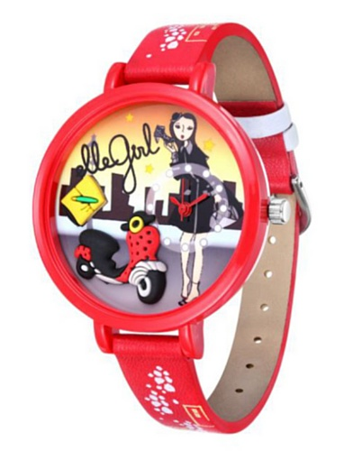 Elle Armbanduhr GW40074S03X