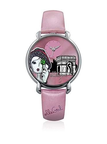 ELLE Girl - Armbanduhr - CLOVER - rose