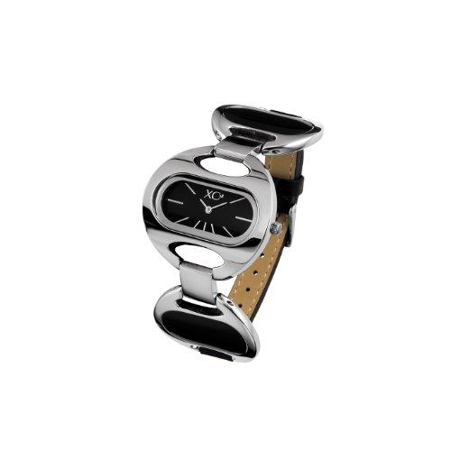 XC38 701761413 1 000 m Damen Armbanduhr Quarz Analog Zifferblatt schwarz Armband andere schwarz