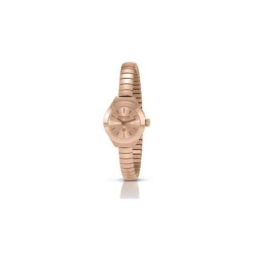 Armbanduhr GENEVE ROSE mit Armband XTE + BOX 014_Rose