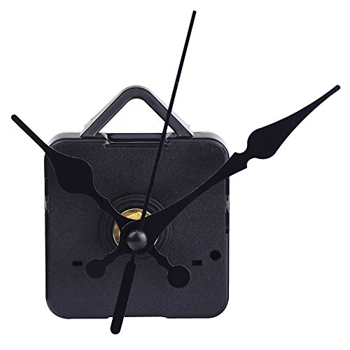 Mudder Quarz Uhrwerke Mechanismusteile 3 25 Zoll Maximale Dial Staerke 1 2 Zoll Gesamtschaftlaenge